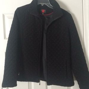 Gallery Jackets & Coats - Black Quilted Jacket